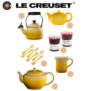 Le Creuset Teabag Holder